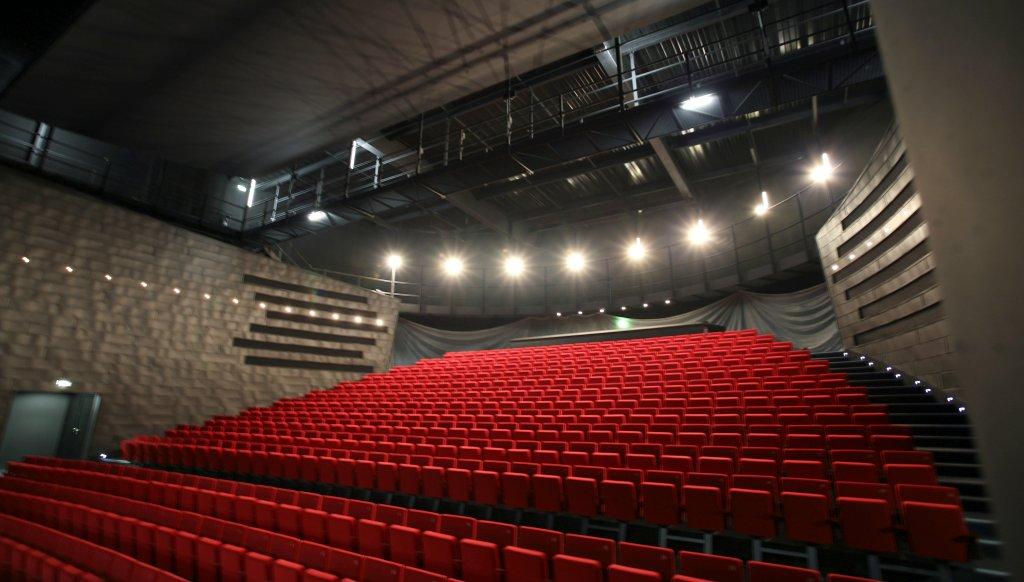Auditorium palais littoral