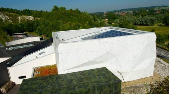 couverture bardage étanchéité - photovoltaïque et toiture végétalisée