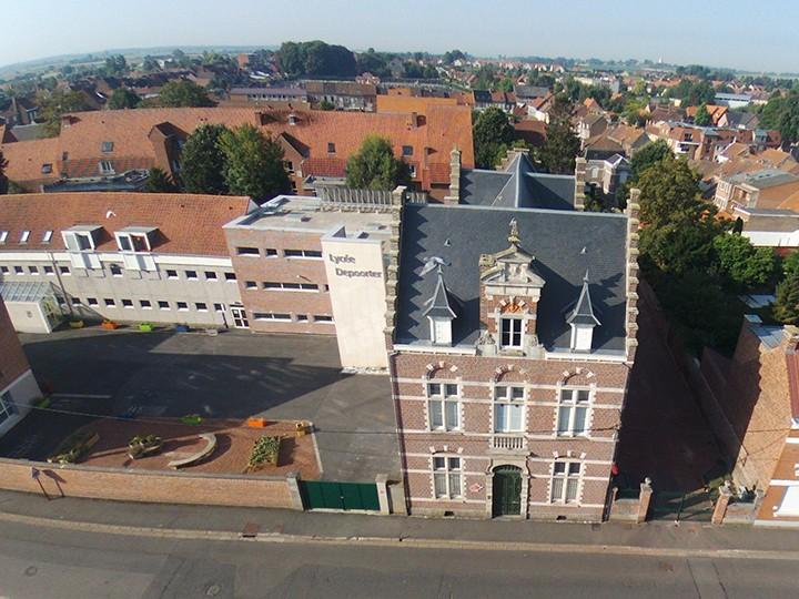 Lycée DEPOORTER 720 X 540 PX